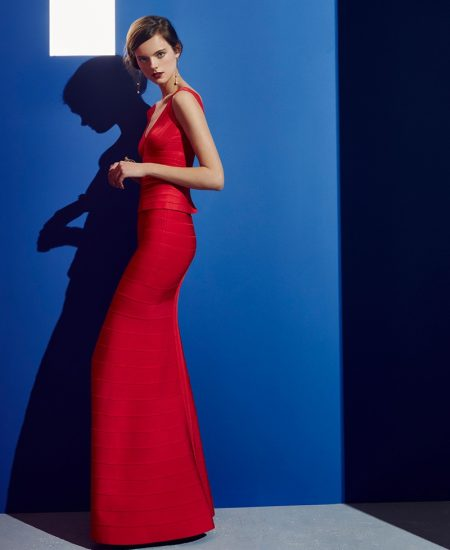 Summer Nights: Saks Fifth Avenue Spotlights Dramatic Gowns