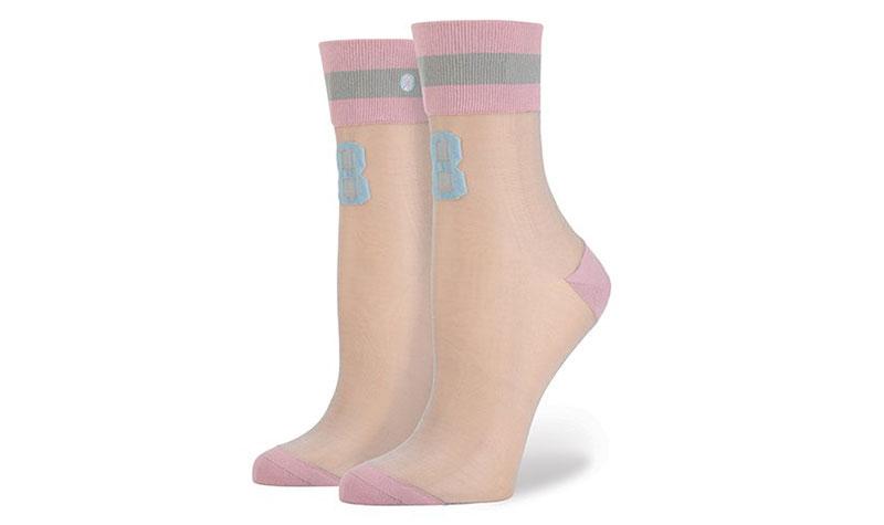 Stance x Rihanna 88 Anklet Sock in Pink