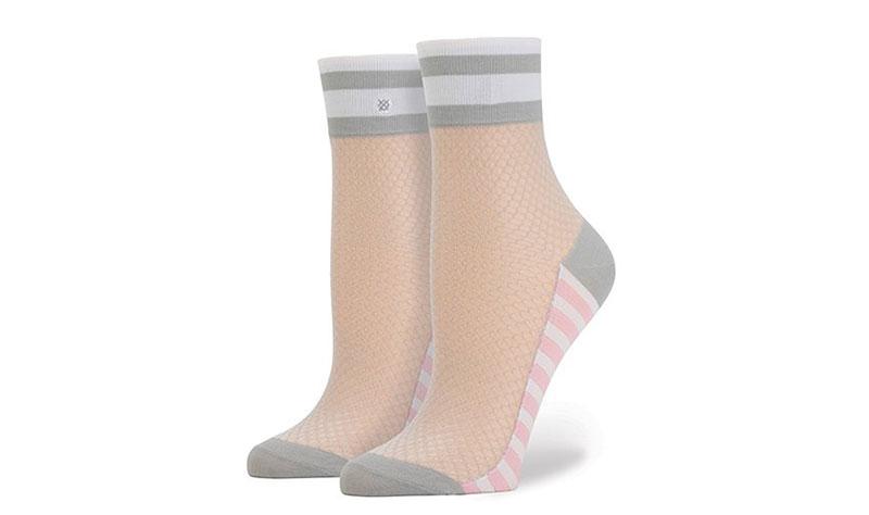 Stance x Rihanna Spoiled Brat Anklet Sock in Grey