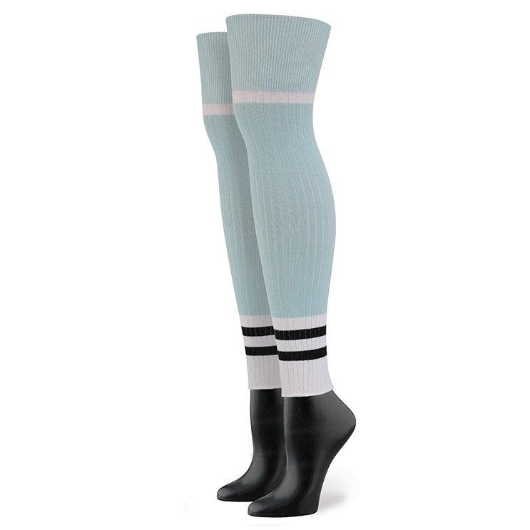 Stance x Rihanna Sporty Baby Blue Sock