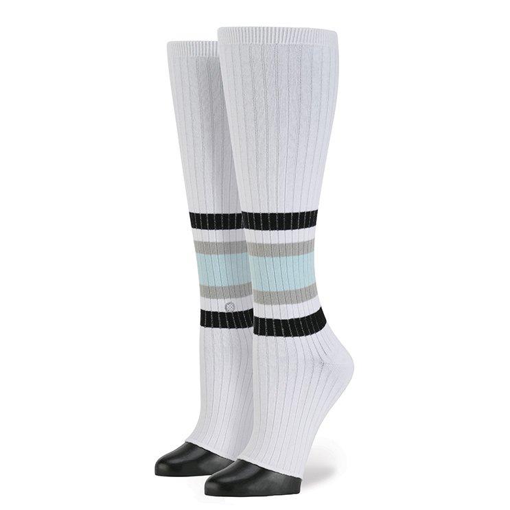 Stance x Rihanna Tip Toe Baby White Sock