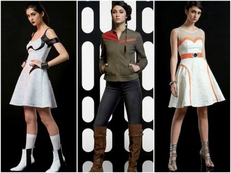 Channel 'Star Wars: The Force Awakens' with This New Fashion Collab
