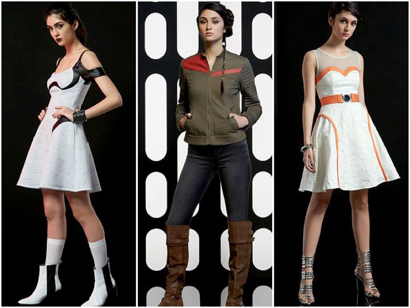 Just landed: The Star Wars: Force Awakens x Her Universe collaboration has arrived