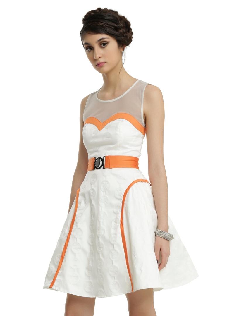 Star Wars x Her Universe BB-8 Dress