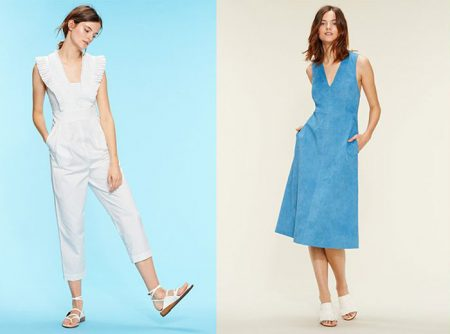 Tibi's Spring Looks Are Here to Refresh Your Wardrobe