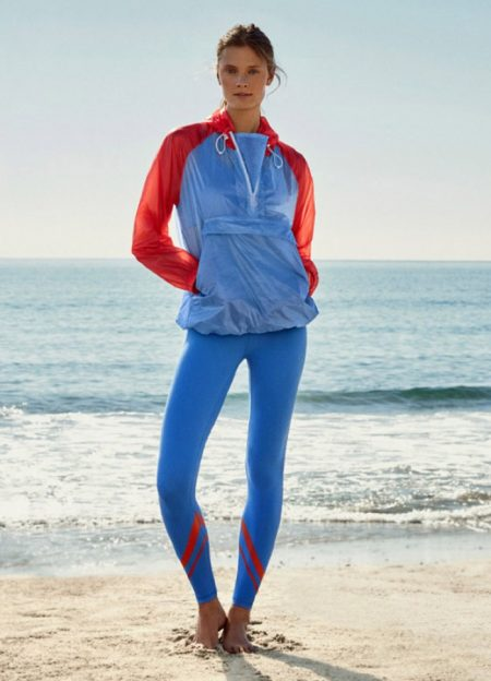 Work Out in Style with Tory Sport's Spring Collection