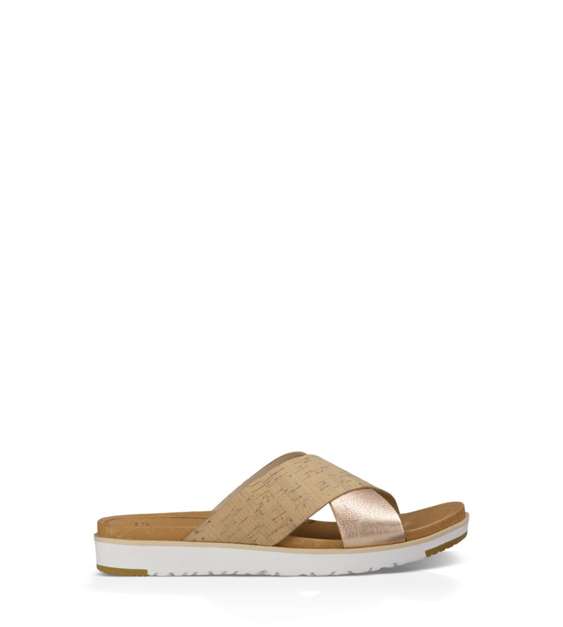 UGG Australia Kari Metallic Sandal