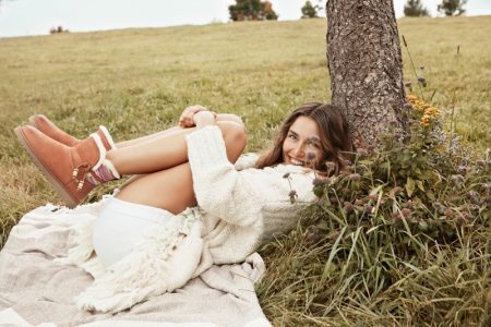Ad: UGG's Spring Campaign Features Shoe Styles for Any Weather