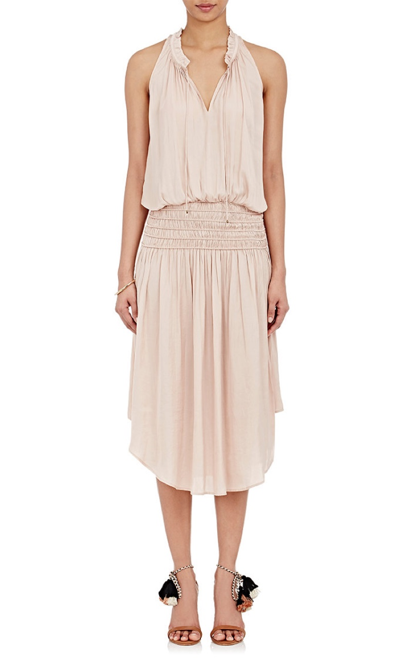 Ulla Johnson Cleo Midi Dress