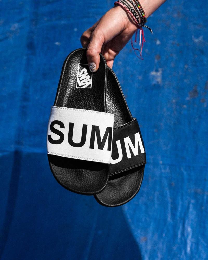 Vans x Summer Bummer Slip-On Sandal