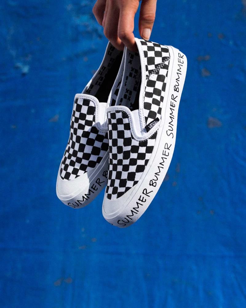 Vans x Summer Bummer Slip-On Sneaker