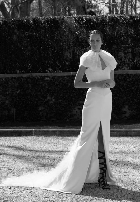 Vera Wang Bridal Goes Cinematic for Spring '17