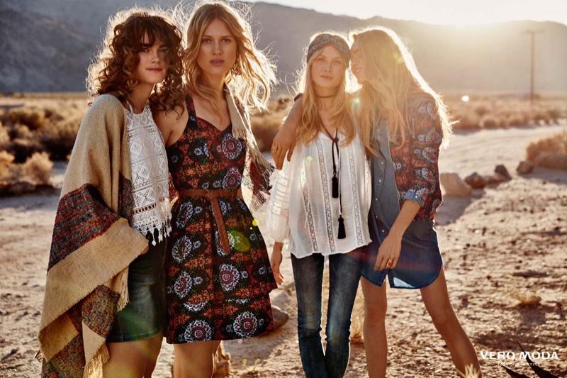 Vero Moda releases spring-summer 2016 campaign