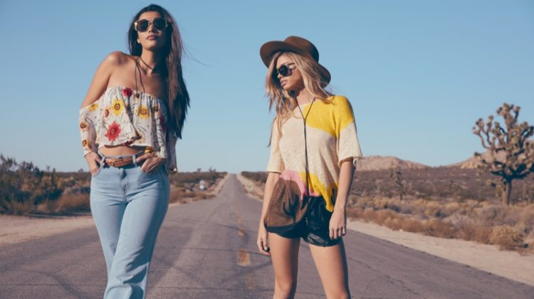 Motel Dreamers: Wildfox Hits the Road for Summer