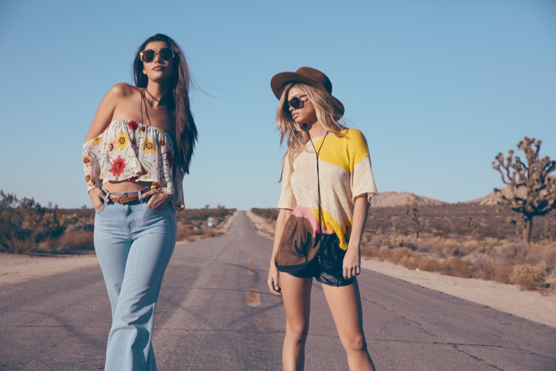 Wildfox launches its summer 2016 lookbook