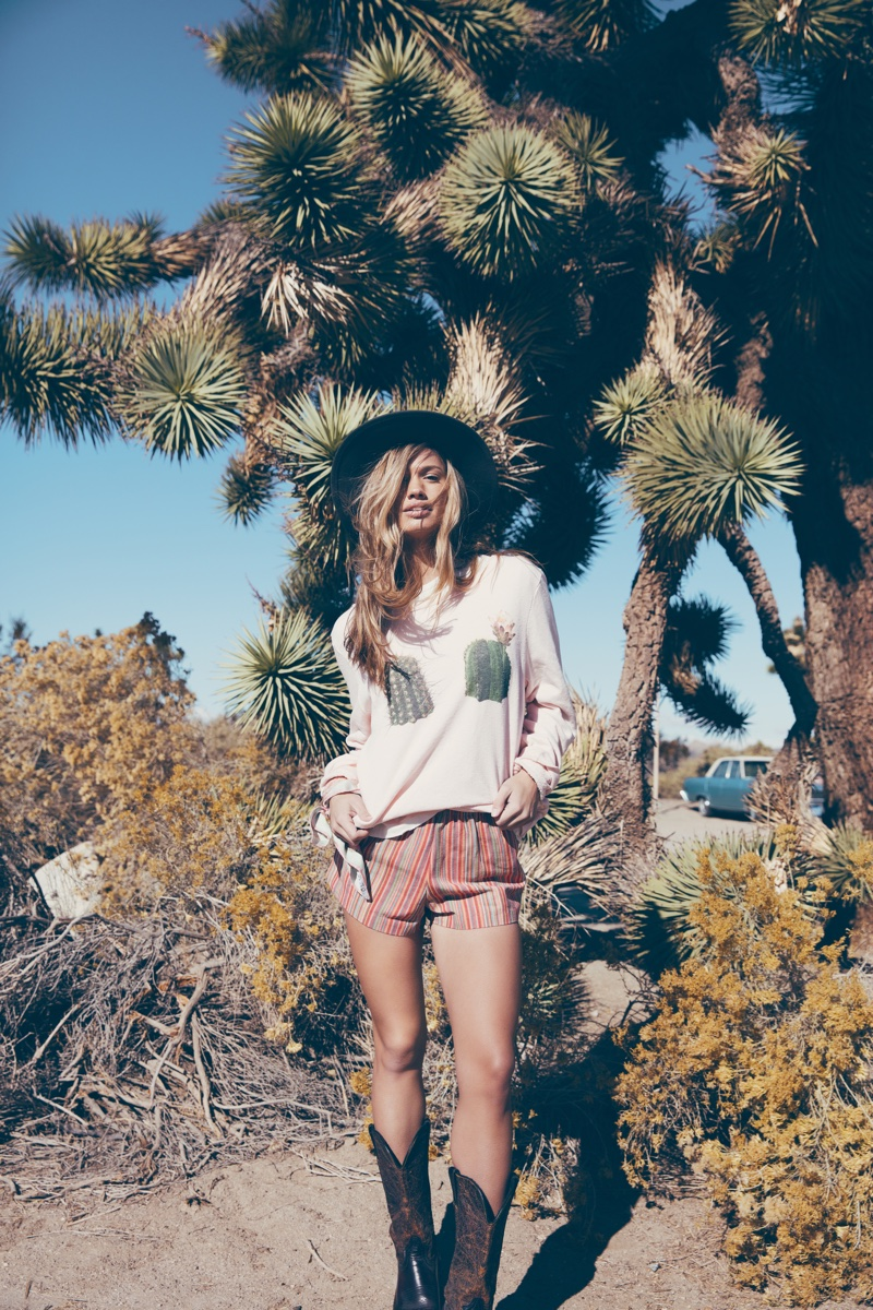 An image from Wildfox's summer 2016 lookbook