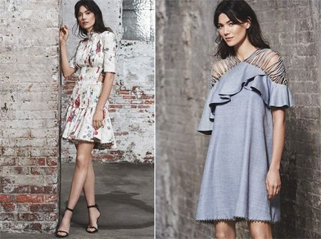 4 Ultra-Feminine Dresses from Zimmermann