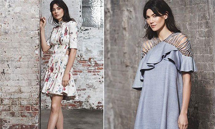 4 Ultra-Feminine Dresses from Zimmermann