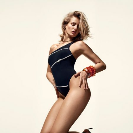 Agent Provocateur's New Swimsuits Are Not for the Faint of Heart
