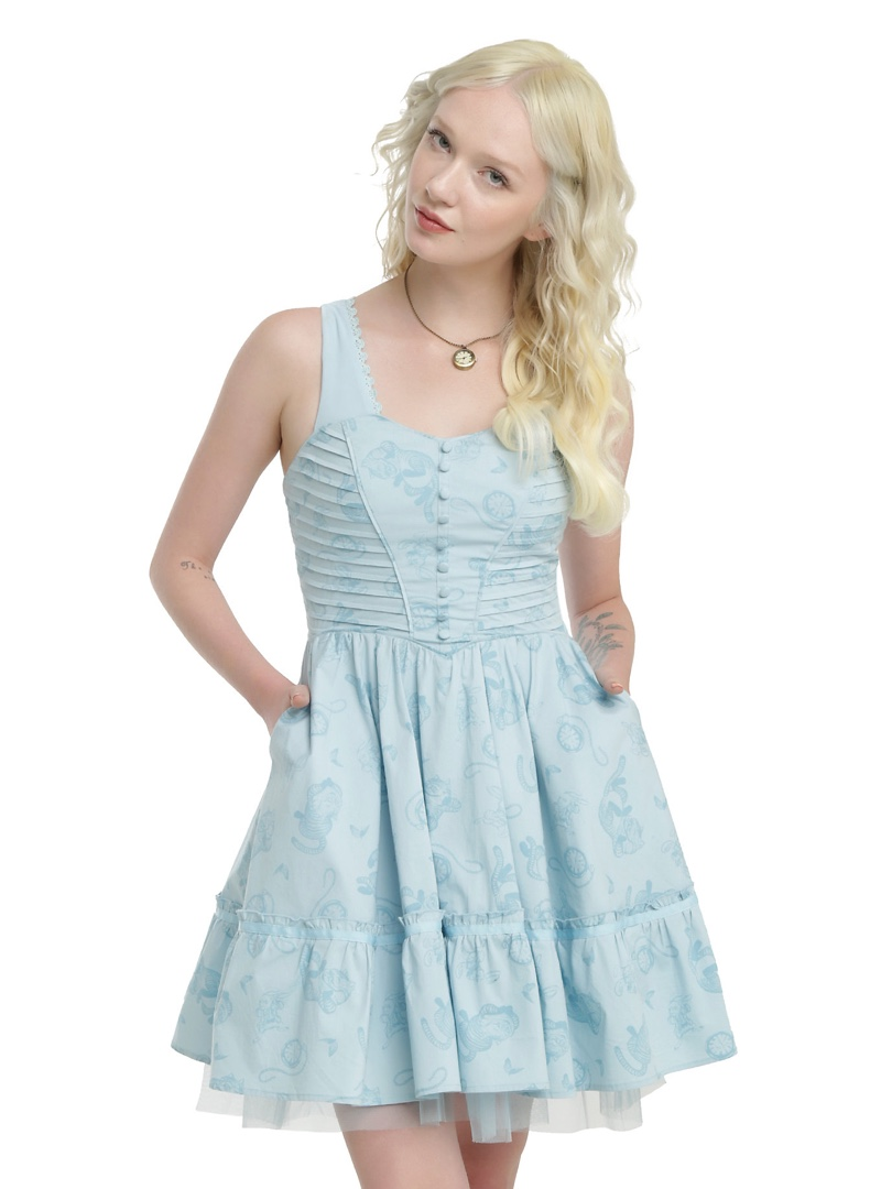 Buy Alice Through The Looking Glass X Hot Topic Clothing