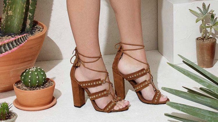 Aquazzura's Spring Collection is All About Statement-Making Sandals