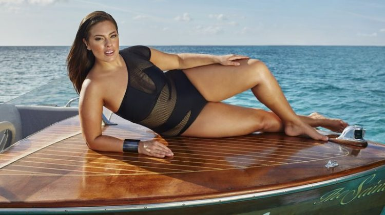 Ashley Graham Teams Up with SwimsuitsforAll on Sizzling Collaboration