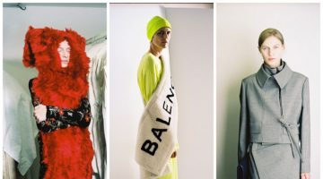 See Balenciaga's Pre-Fall 2016 Collection