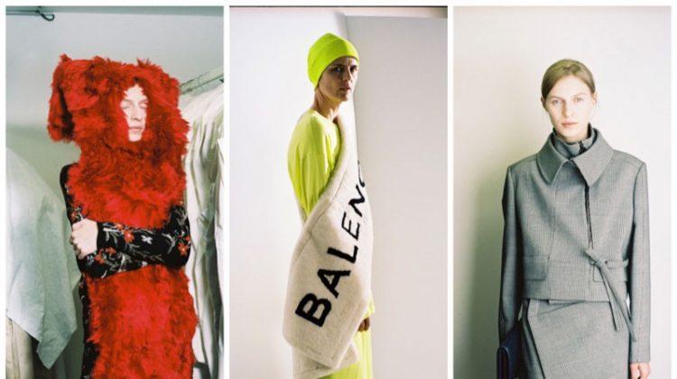 See Balenciaga's Pre-Fall 2016 Collection