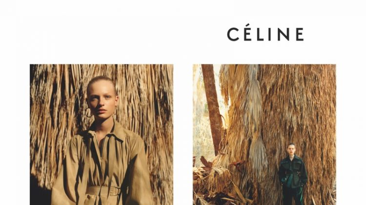 Celine's Pre-Fall 2016 Campaign Heads Outdoors