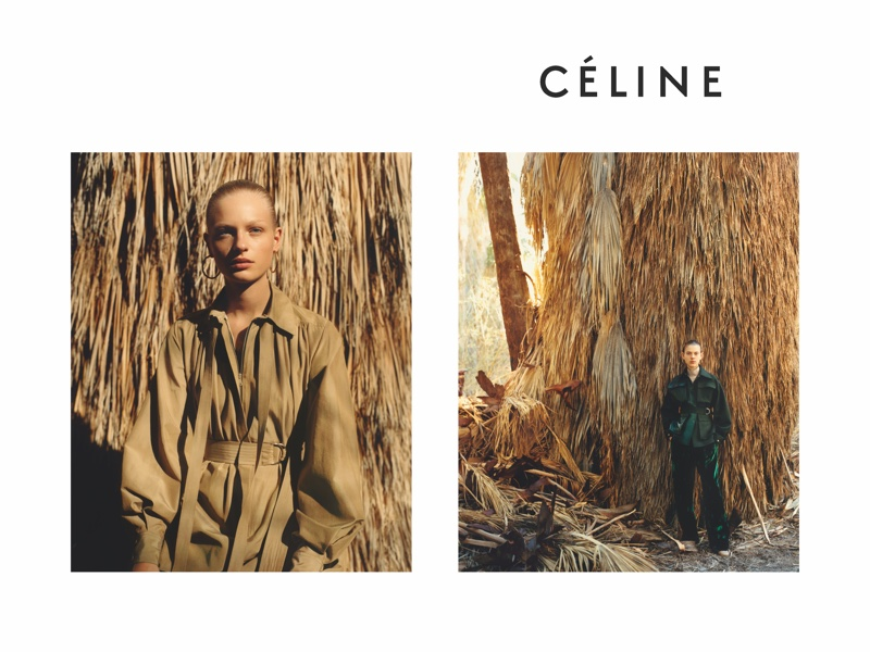 An image from Celine's pre-fall 2016 campaign