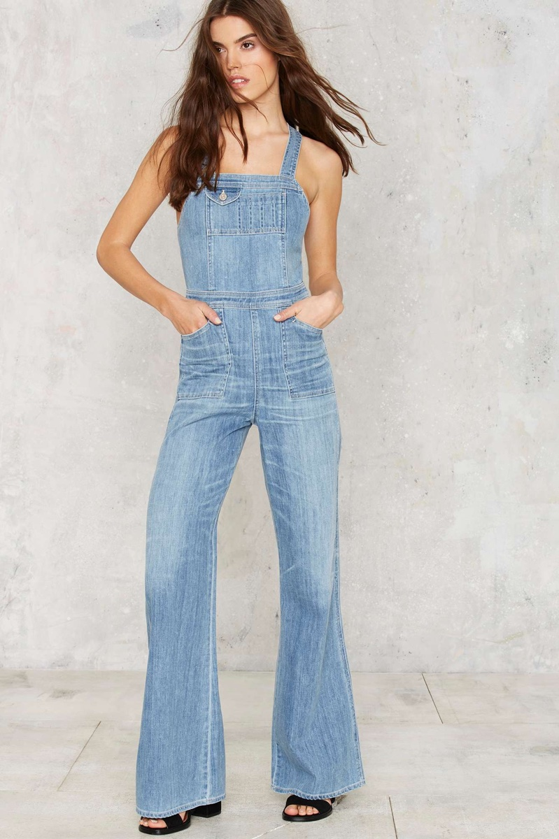 Denim Overalls Spring Summer 2016 Shop Fashion Gone Rogue