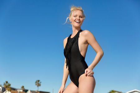 Cleobella Serves Boho Vibes with Debut Swimsuit Collection