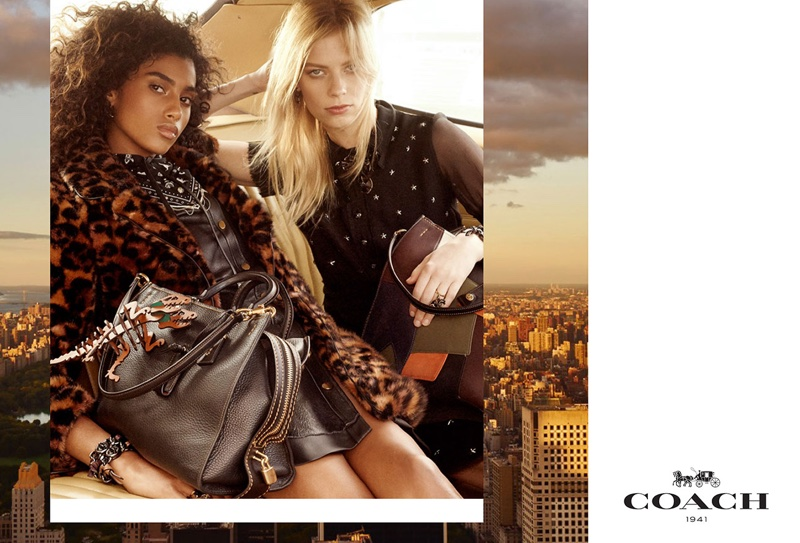 Coach unveils its pre-fall 2016 campaign