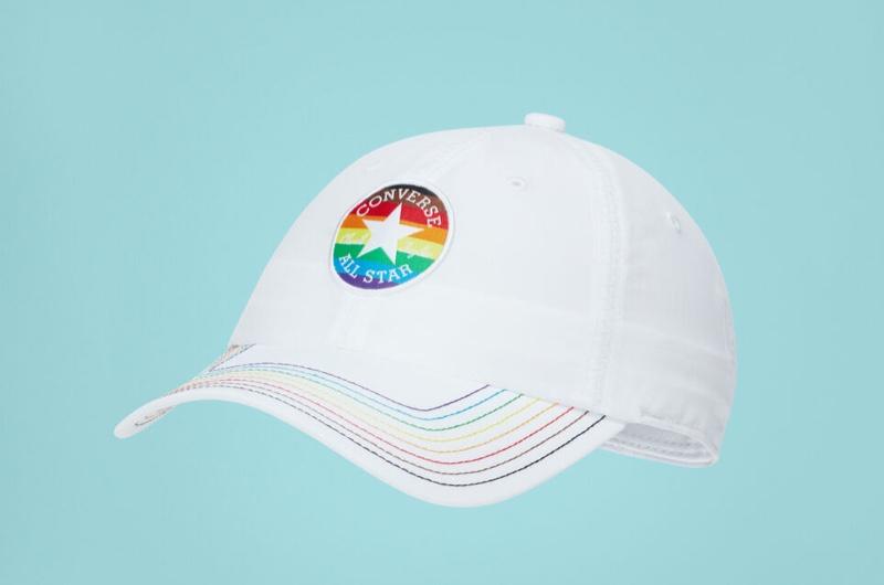 Converse Pride Baseball Cap $28