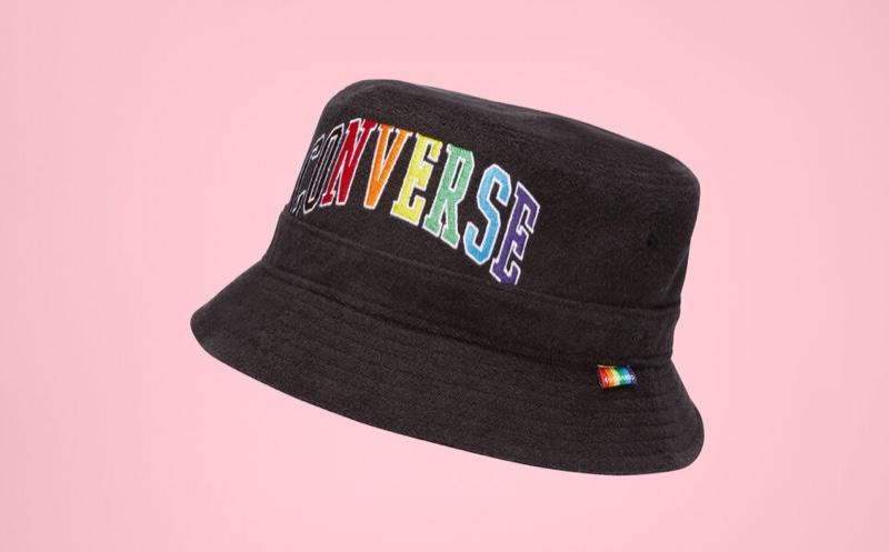 Converse Pride Bucket Hat $35