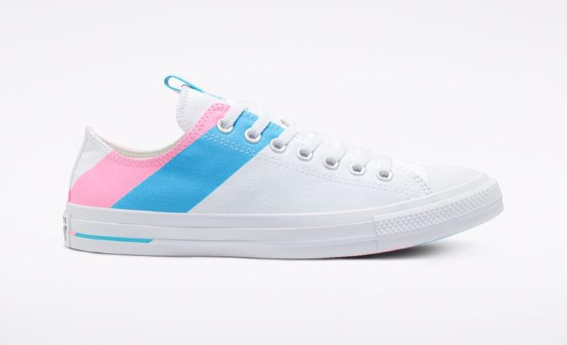 Converse Pride Chuck Taylor All Star Transgender Sneaker $60
