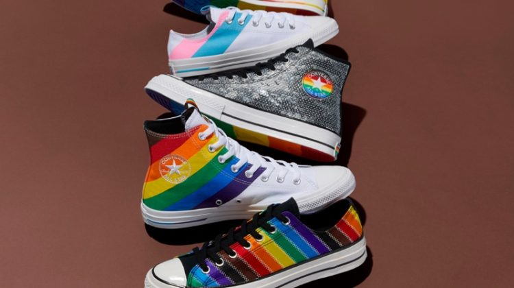 Converse Pride LGBT sneaker collection