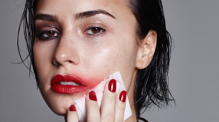 Demi Lovato Stuns in Refinery29 Beauty Shoot