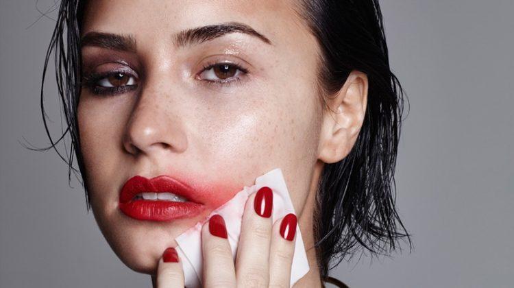 Demi Lovato Stuns in Refinery29 Beauty Shoot