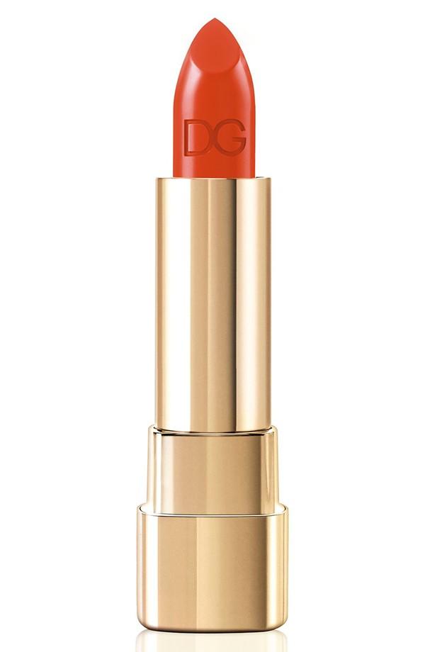 Dolce & Gabbana Classic Cream Lipstick in Orange 440