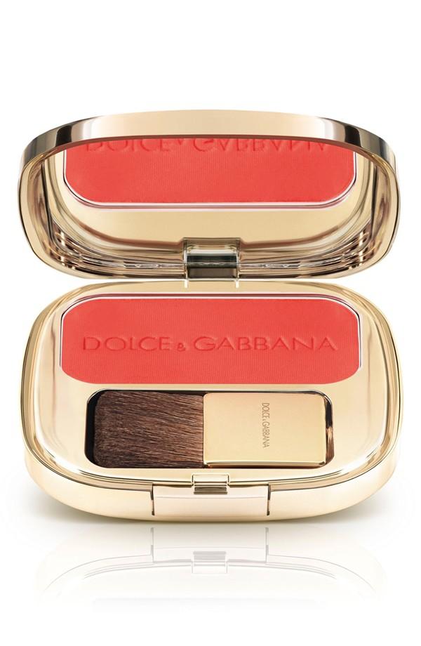 Dolce & Gabbana Luminous Cheek Color Blush in Orange 17