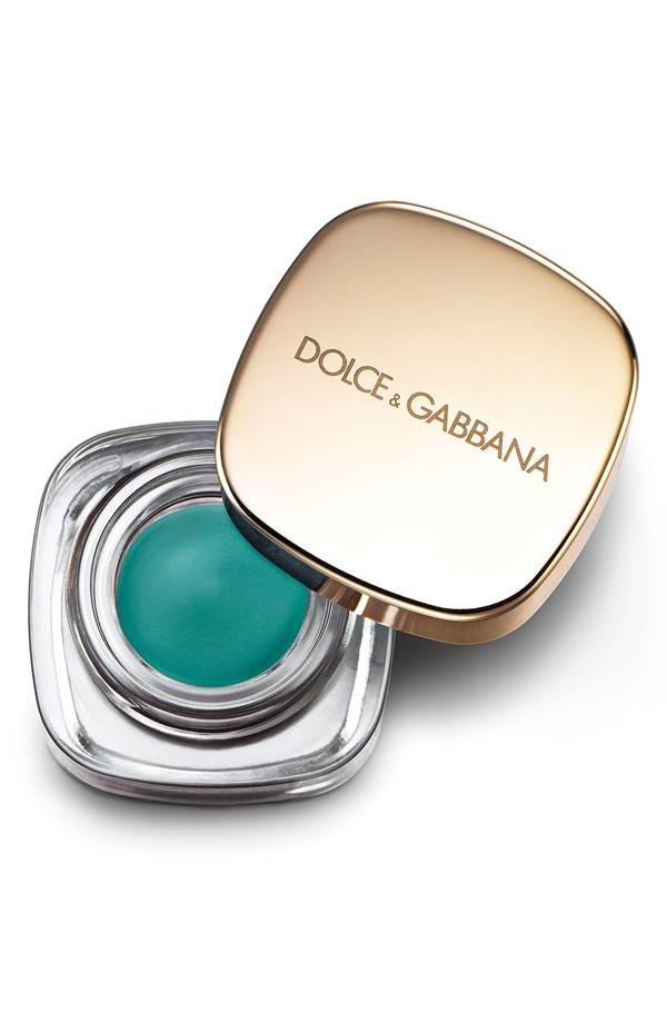Dolce & Gabbana Perfect Mono Matte Cream Eye Color in Turquoise