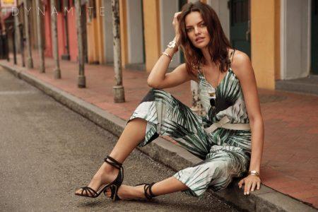 Barbara Fialho Brings a Latin Flair to Dynamite's Summer Campaign