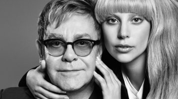Lady Gaga & Elton John Team Up for 'Love Bravery' Fashion Line