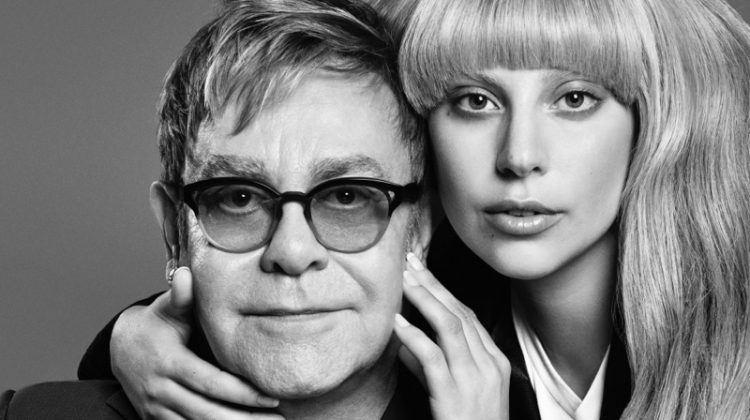 Lady Gaga & Elton John Team Up for 'Love Bravery' Fashion Line