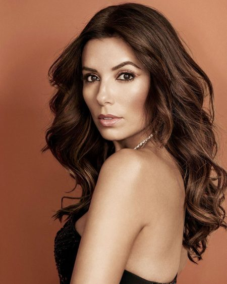 Eva Longoria for L'Oreal Paris. Photo: Jonas Bresnan
