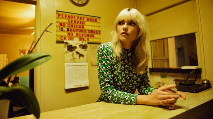 Farah Holt is Motel Chic in So It Goes Magazine