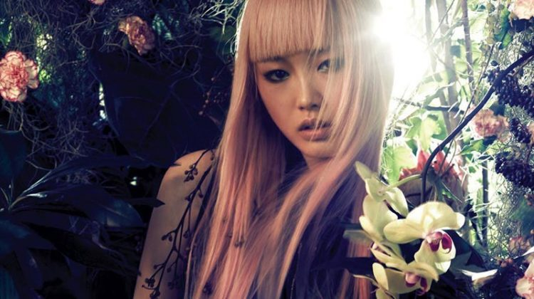 Fernanda Ly is In Full Bloom for L'Officiel Singapore Cover Story