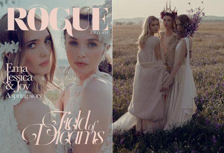 Exclusive: 'Field of Dreams' by Kimberley Gordon