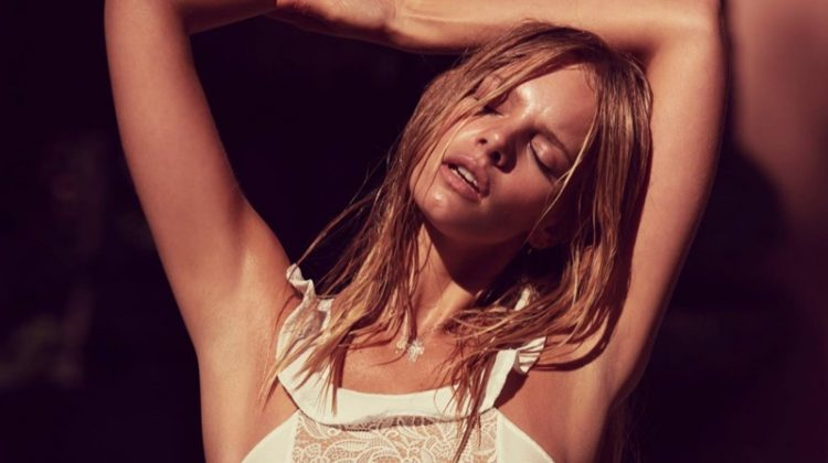 9ded8f3109 Marloes Horst Sizzles in For Love   Lemons  Latest Swimsuit Styles